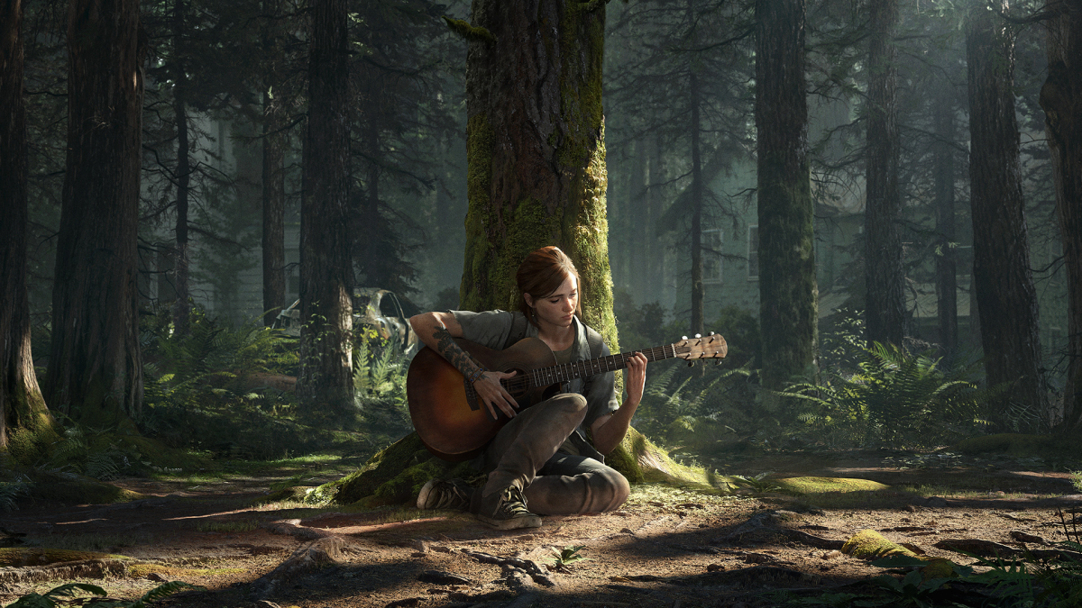 The Last of Us Part II получила скидку в 42% /фото playstation.com