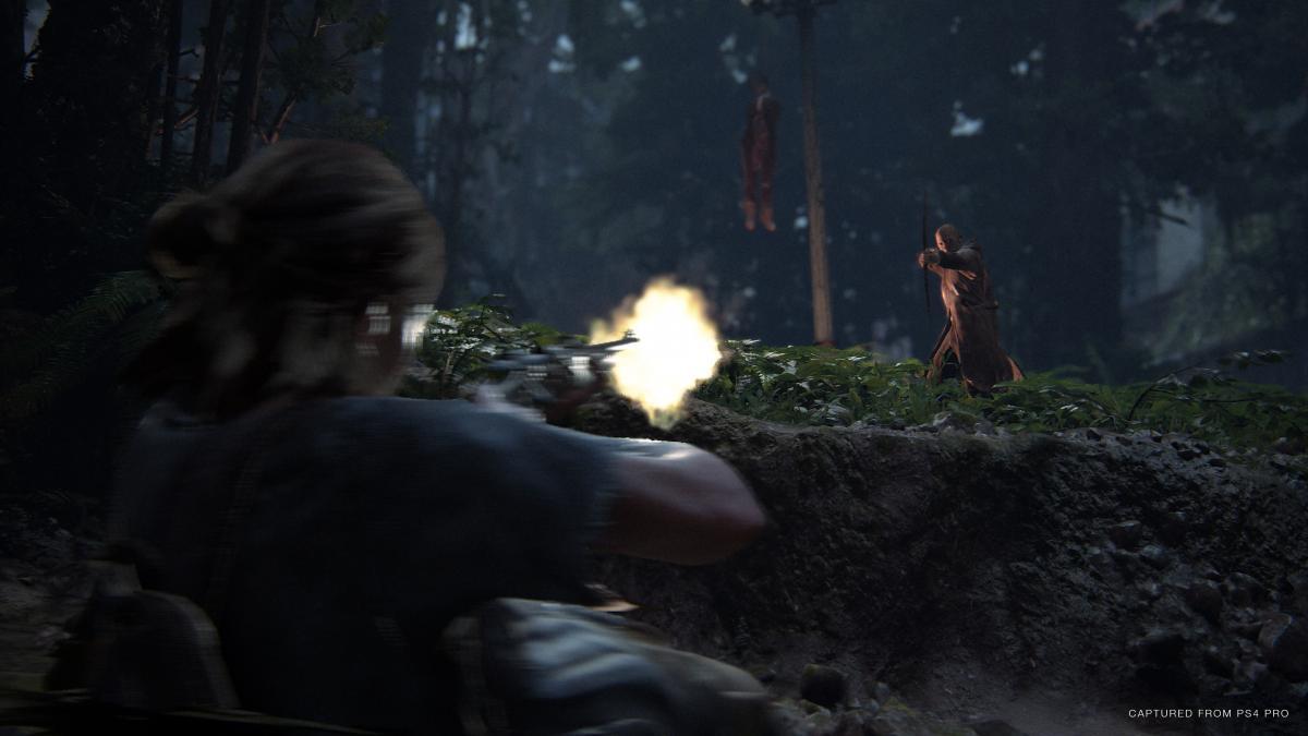 Перестрелки здесь очень напряженные /фото Naughty Dog