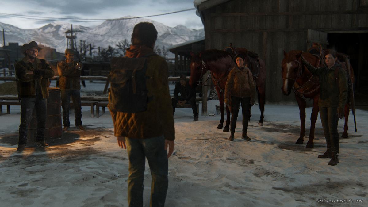 Начало игры / скриншот