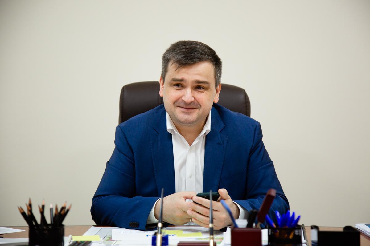 Роман Веприцкий / фото mintrans.news