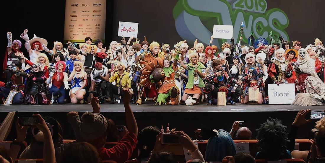 World Cosplay Summit проходит с 2003 года \ en.worldcosplaysummit.jp