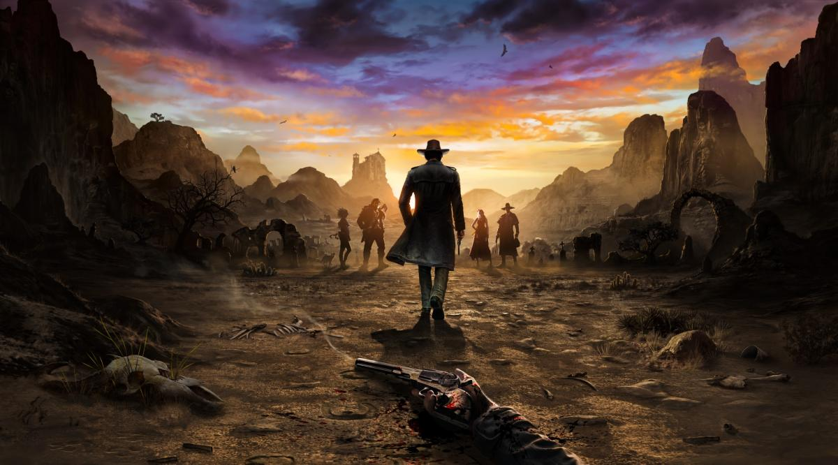Desperados III вышла этим летом и уже получила скидку / фото pcgamer.com
