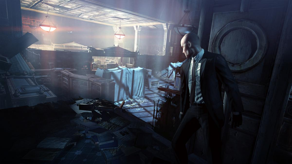Hitman: Absolution / скріншот store.steampowered.com