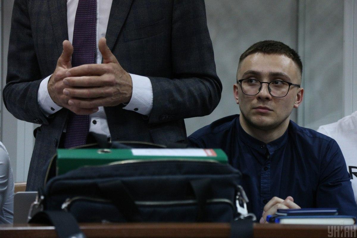 На Стерненко было совершено три нападения / фото УНИАН