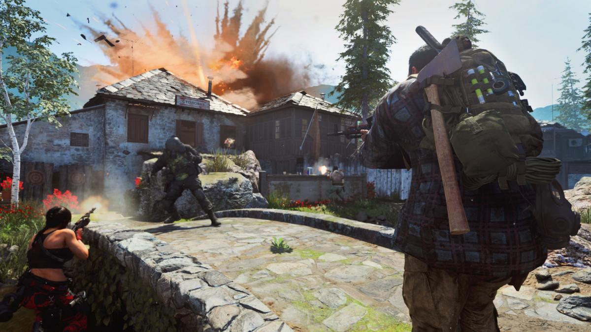 Безкоштовні вихідні в Call of Duty: Modern Warfare / store.playstation.com
