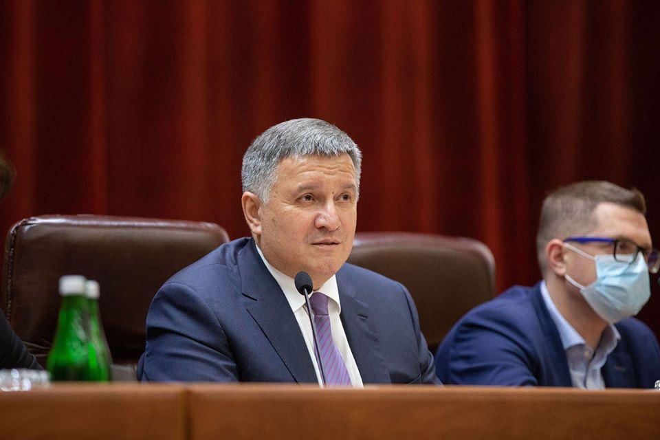 Avakov says independent Ukraine is nonsense to Putin / Photo from mvs.gov.ua