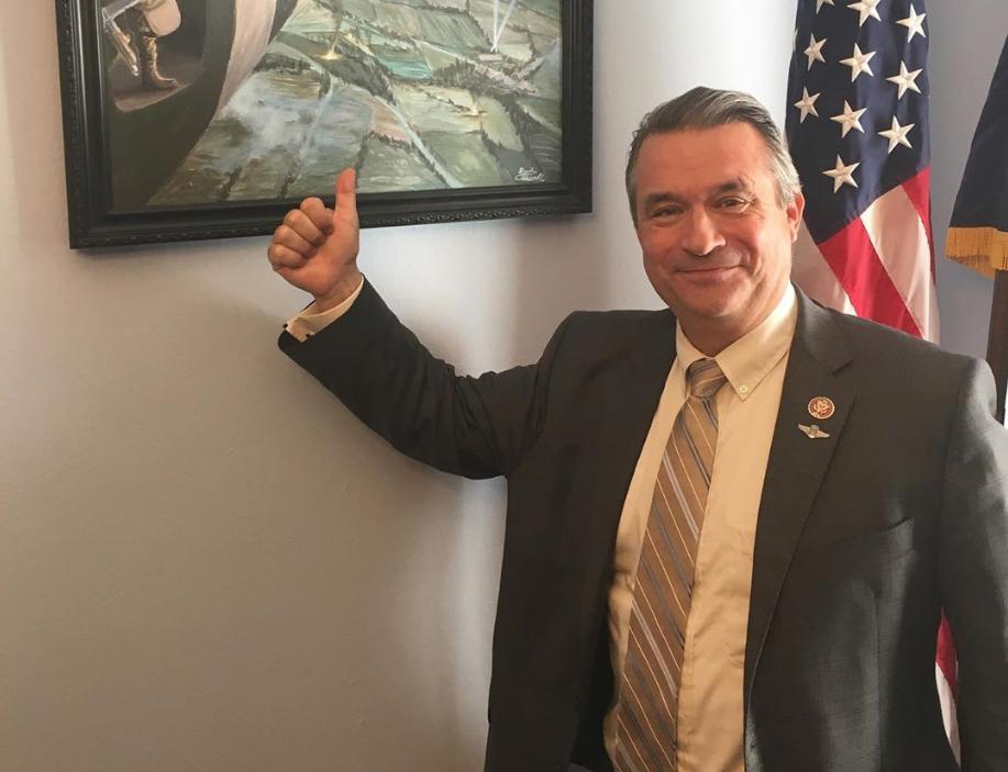 Конгрессмен-республиканец Дон Бэкон / Instagram, repdonbacon