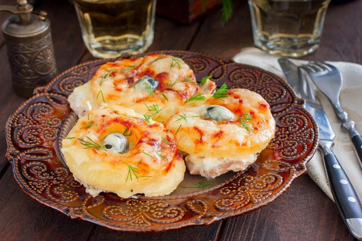 Что должно быть на новогоднем столе - рецепты блюд / фото 1000.menu