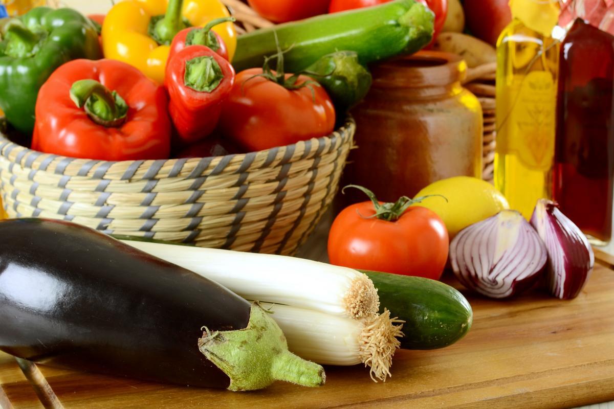Овощи и фрукты для иммунитета / фото ua.depositphotos.com
