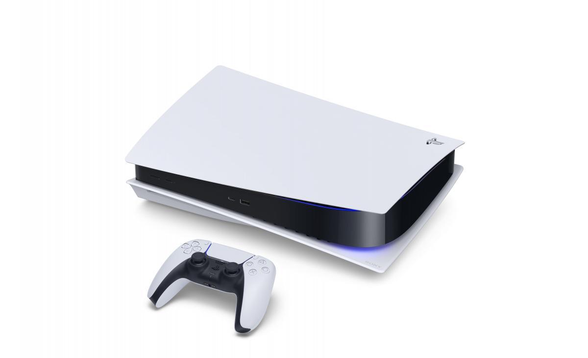 Официальный дизайн PlayStation 5 / playstation.com