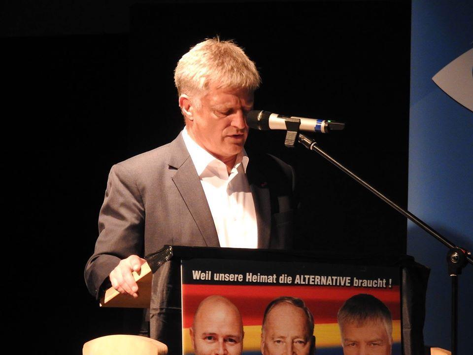 Ульрих Эме признал, что ему платила Россия, и теперь хочет стать мэром города в Германии / Facebook/Ulrich Oehme