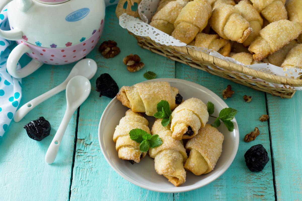 Рецепт рогаликов на сметане / фото ua.depositphotos.com