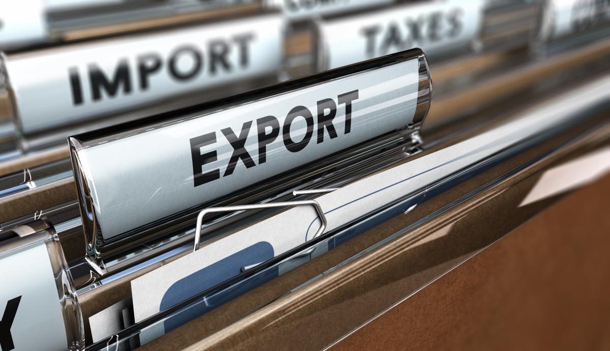 Дефицит внешней торговли товарами вянваре-апрелесократился в 3 раза / фото ua.depositphotos.com