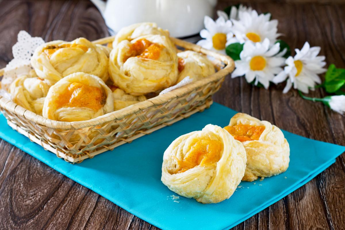 Рецепты выпечки из слоеного теста / фото ua.depositphotos.com