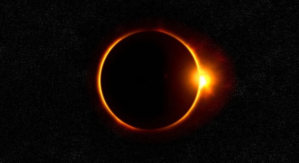 Солнечное затмение будет 21 июня / фото pixabay.com