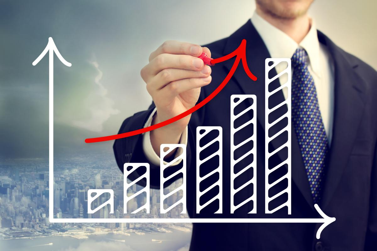 Позитивнітенденціїна зовнішніх ринках сприятимуть відновленню економіки України / фото ua.depositphotos.com