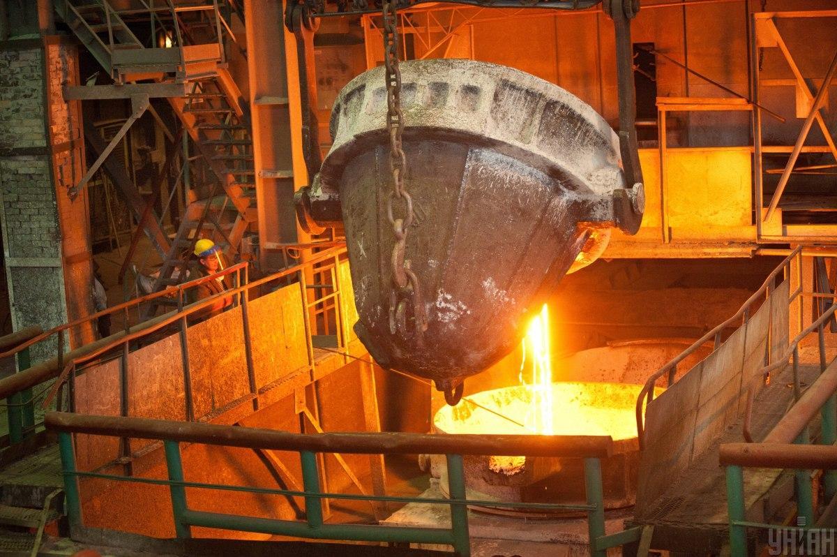 Украина в январе-мае сократила производство ферросплавов / фото УНИАН