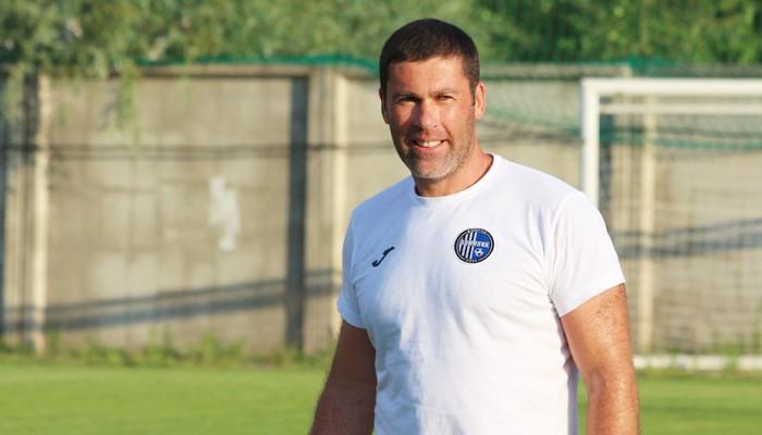 Гельзин намерен возродить футбол в Одессе / фото ФК Олимпик