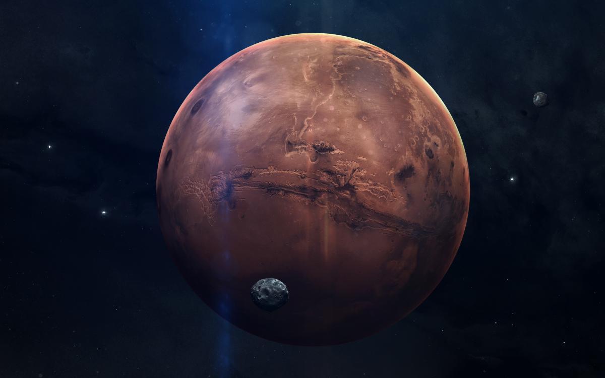 Период ретроградного Меркурия совпадает с периодом ретроградного Марса / фотоua.depositphotos.com
