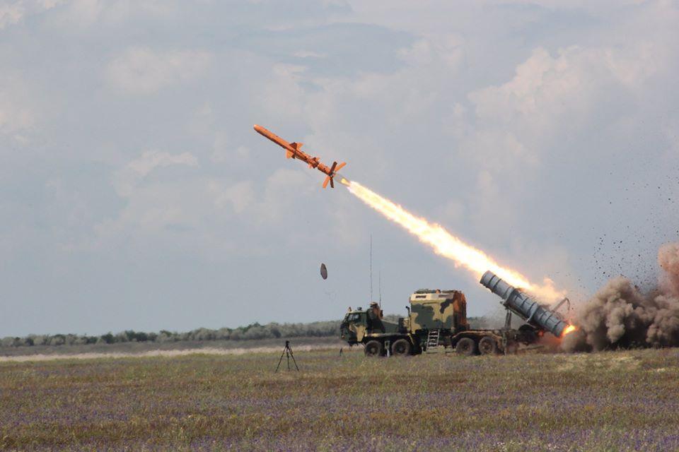 ВМС візьмуть на озброєння комплексиНептун у 2021 році / фото Генштаб ЗСУ