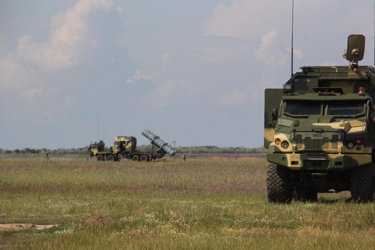 """Ракетный комплекс """"Нептун"""" принят на вооружение Украины / фото Генштаб ВСУ"""