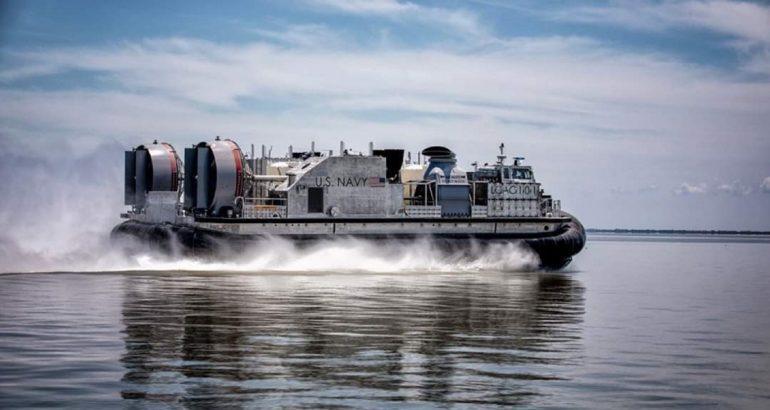 В США испытали десантный катер нового поколения / Photo by NAVSEA Textron