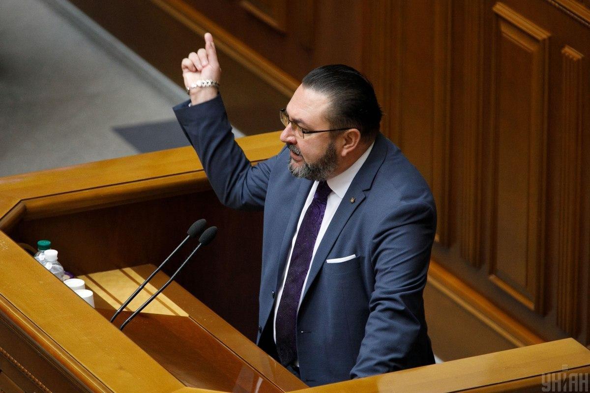 НАПКсоставило админпротокол на депутата Потураева / фото УНИАН