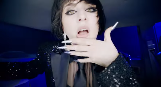 MARUV презентовала клип на песню I Want You / скриншот