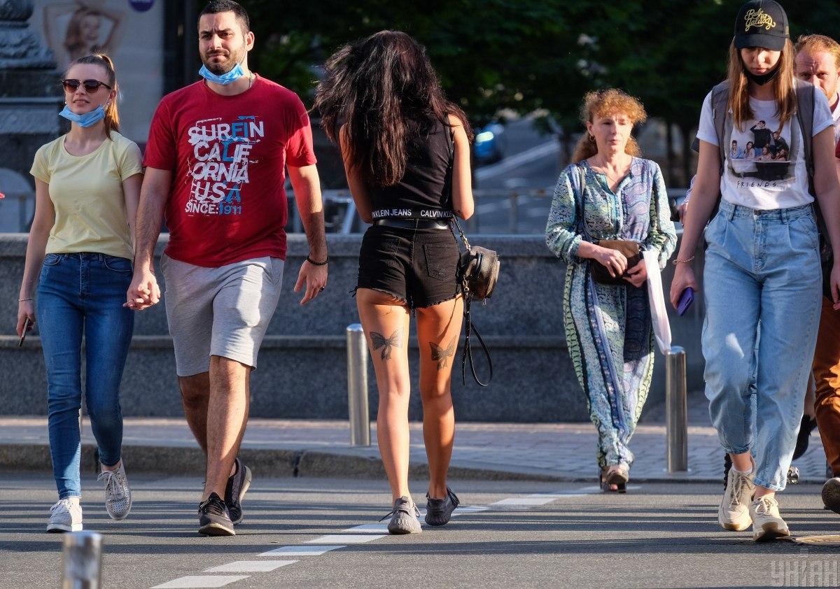 В Украине пока не преодолели пандемию коронавируса / фото УНИАН