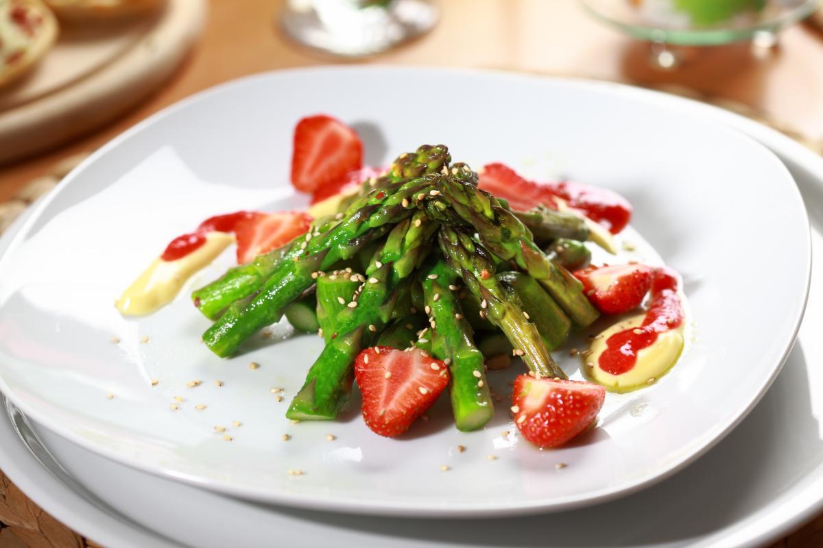 Как правильно готовить спаржу / фото ua.depositphotos.com