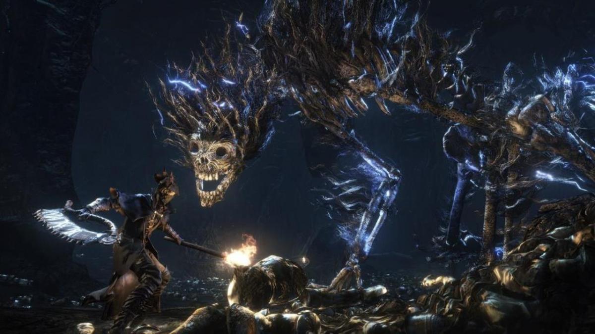 Первая часть Bloodborne была эксклюзивом для PS4 / store.playstation.com