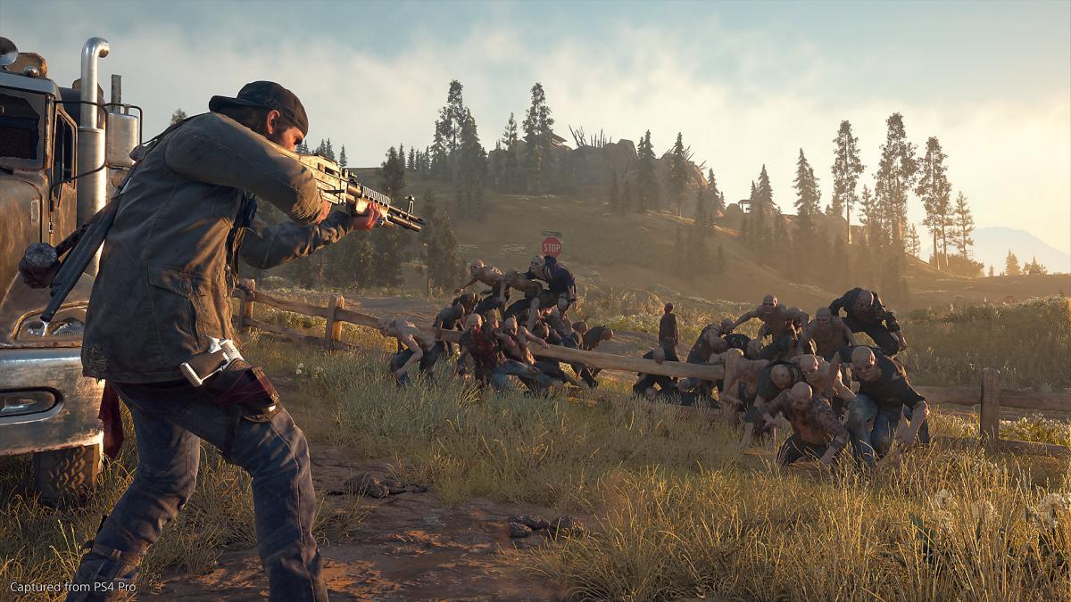 Days Gone - недооцененный эксклюзив PS4 / скриншот