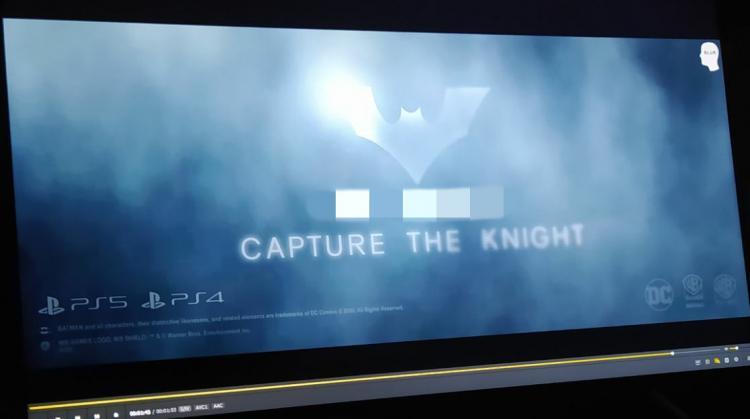 Утекшее изображение из трейлера новой игры про Бэтмена / скриншот