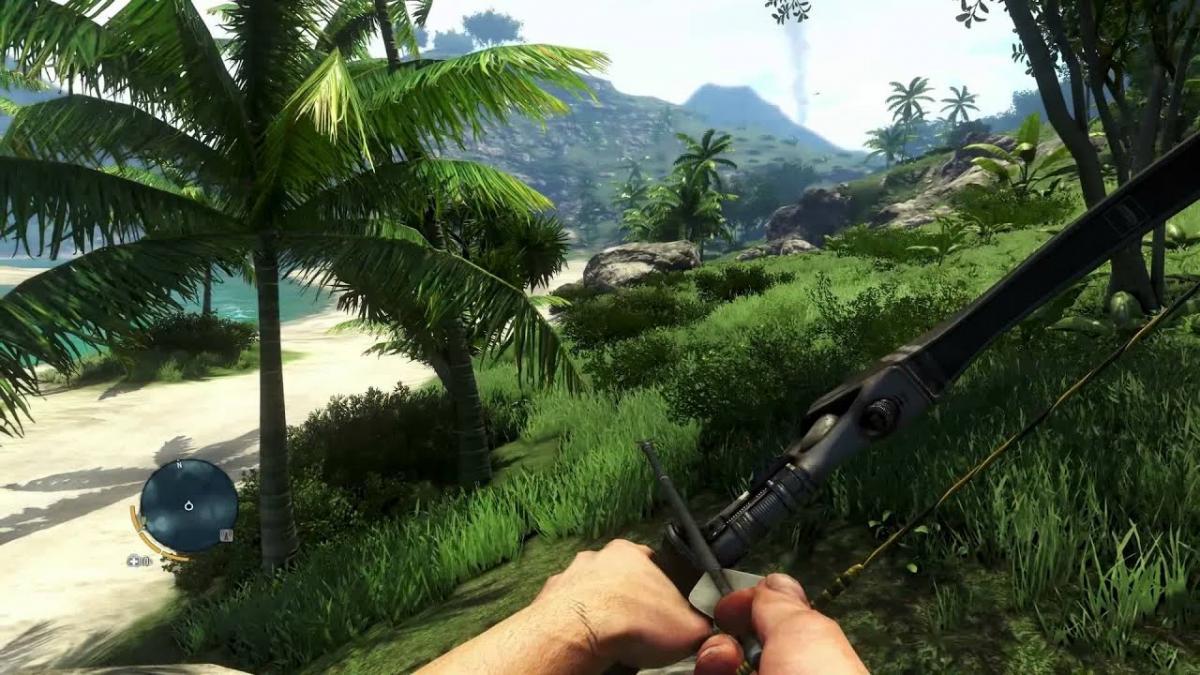 Приключения на тропическом острове из Far Cry 3 больше всего понравились игрокам / скриншот