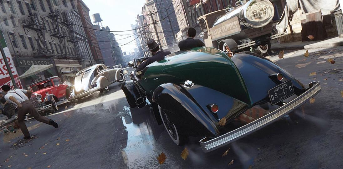 Перед выходом четвертой части нам предстоит посмотреть на ремейк первой Mafia / скриншот