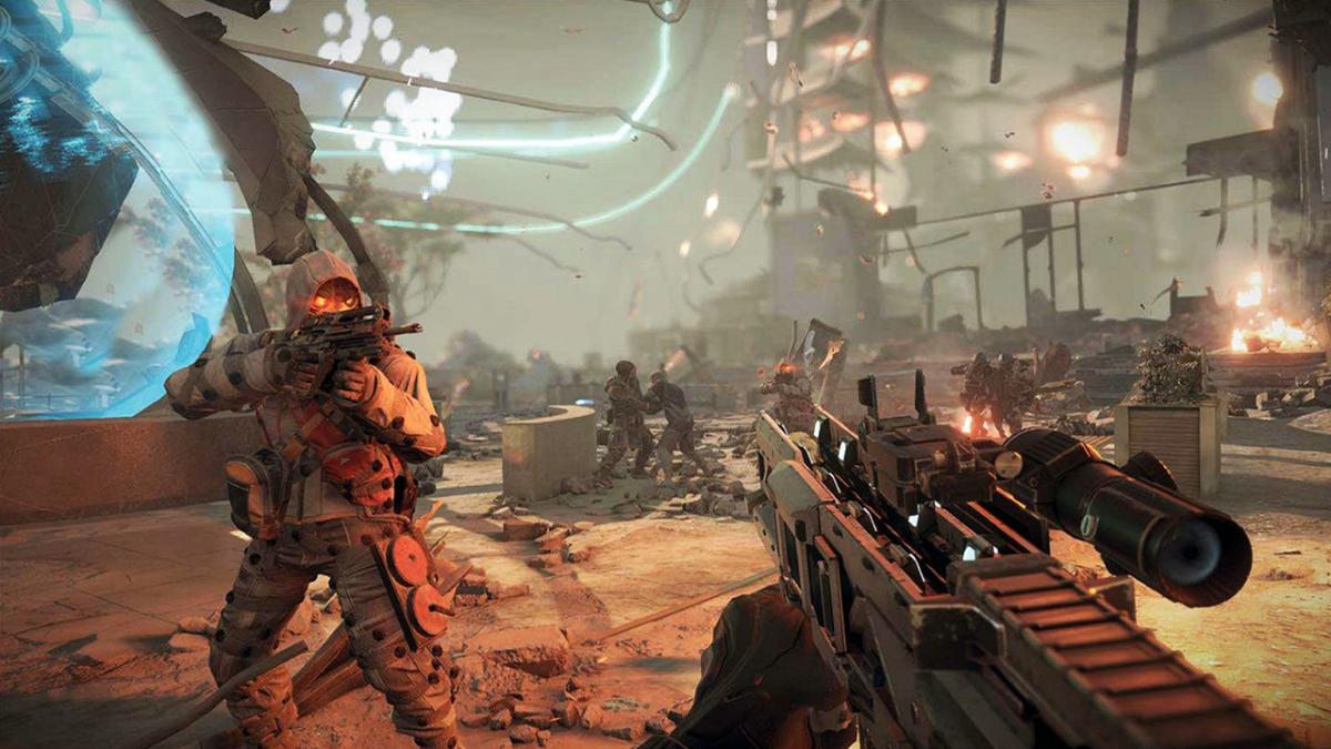 Killzone: Shadow Fall / скриншот