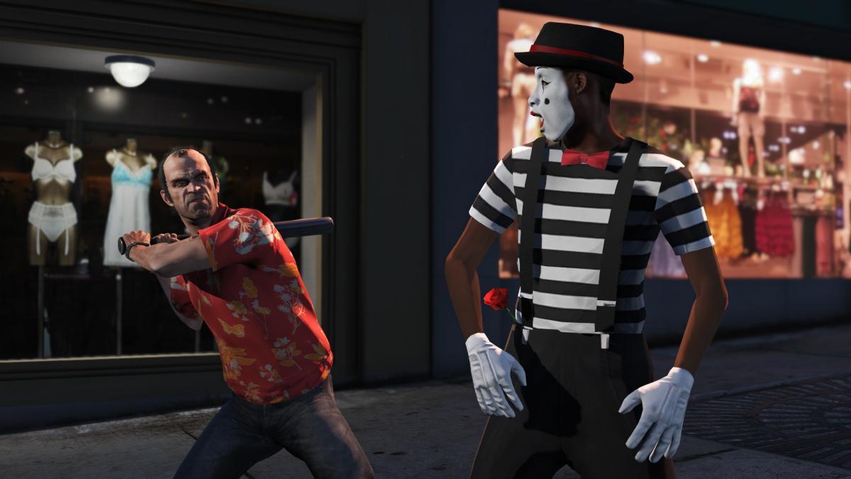 Grand Theft Auto V побывала на PS3, PS4 и выйдет на PS5 / store.playstation.com