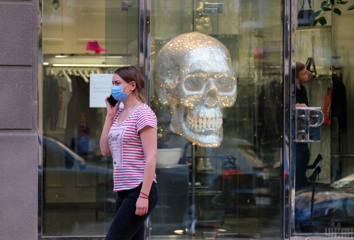 COVID-19 в Украине заболели уже 34 тысячи человек / фото УНИАН
