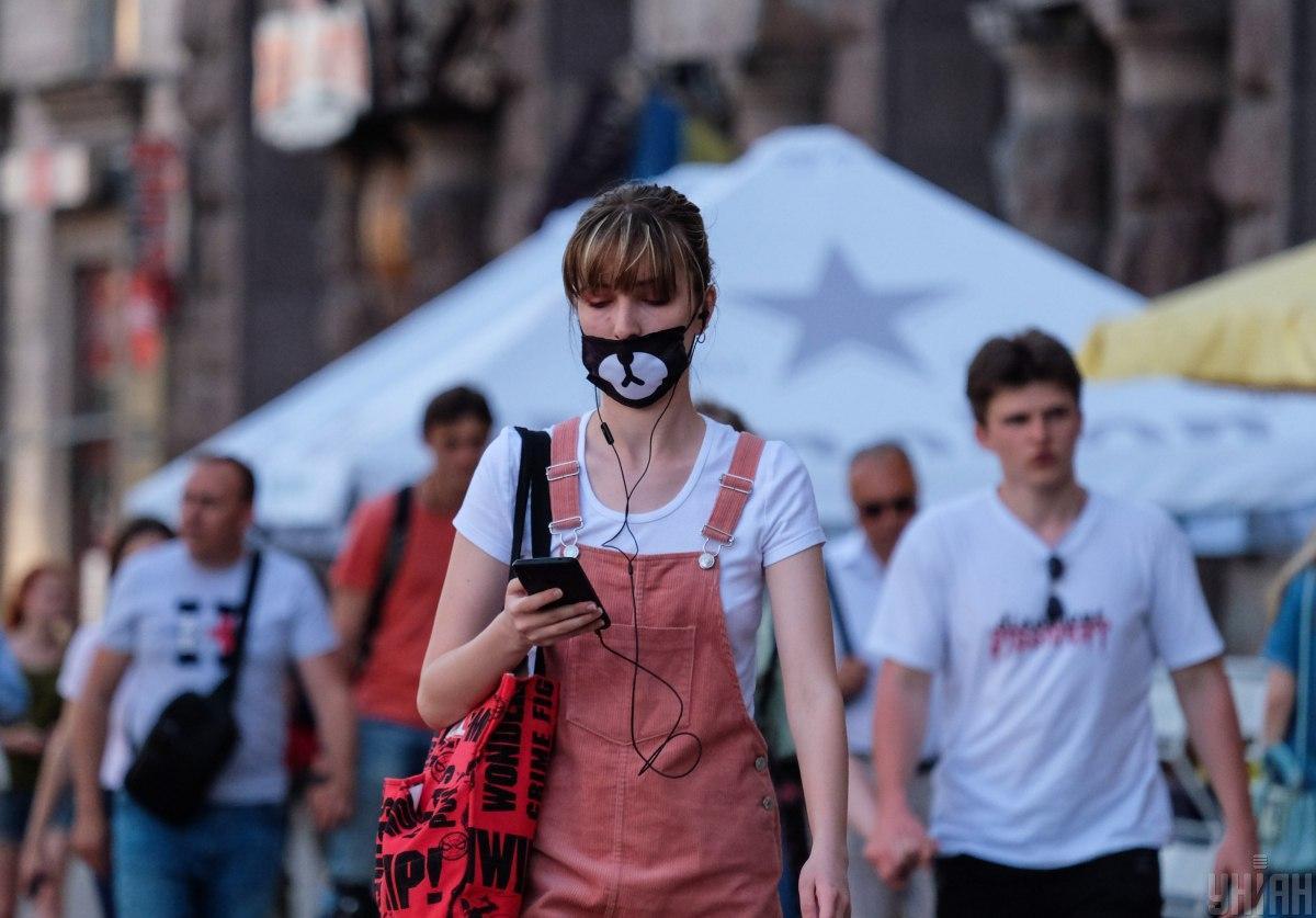 В Украине уже более 37 тыс. больныхкоронавирусом / УНИАН