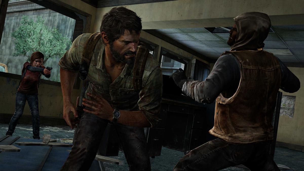 Джоэл и Элли в первой The Last of Us / store.playstation.com
