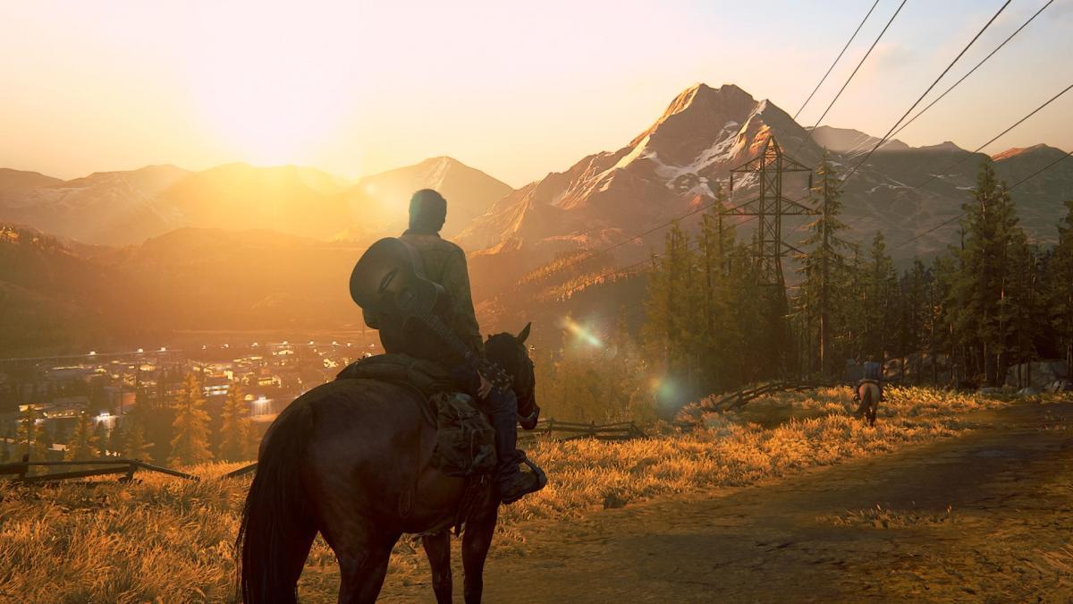 "The Last Of Us Part II була визнана ""Грою року"" / скріншот"