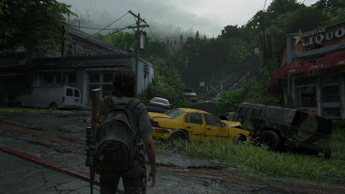 The Last of Us Part II вийшла в червні 2020 року / скріншот
