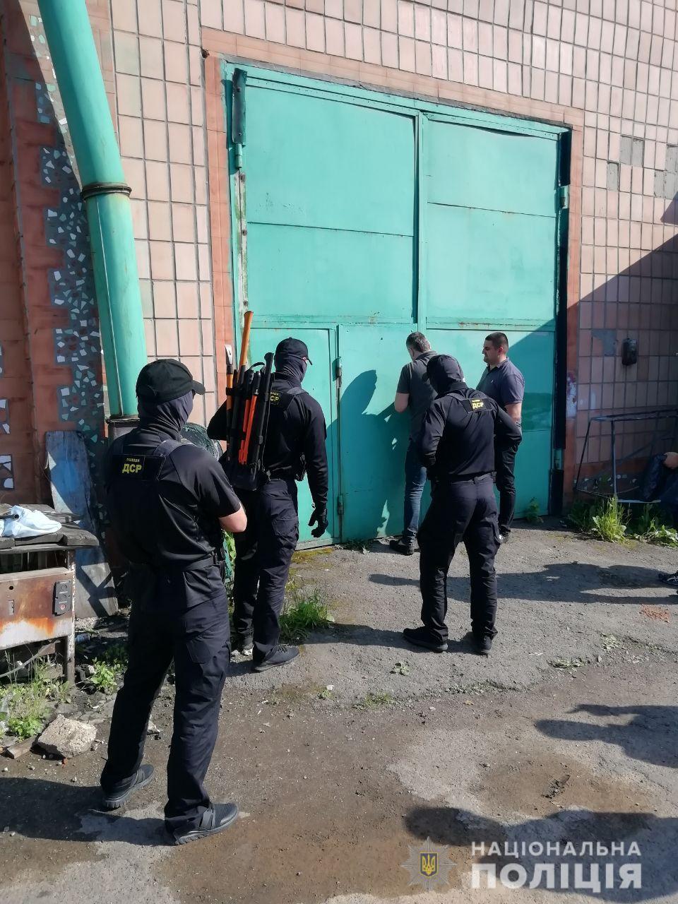 фото полиция Ривненской области