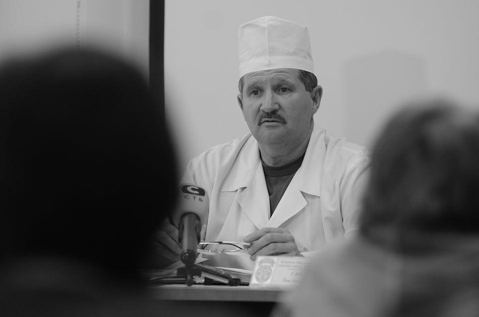 Ігор Гайда був полковником медичної служби ЗСУ/ Фото facebook.com/andriy.sadovyi