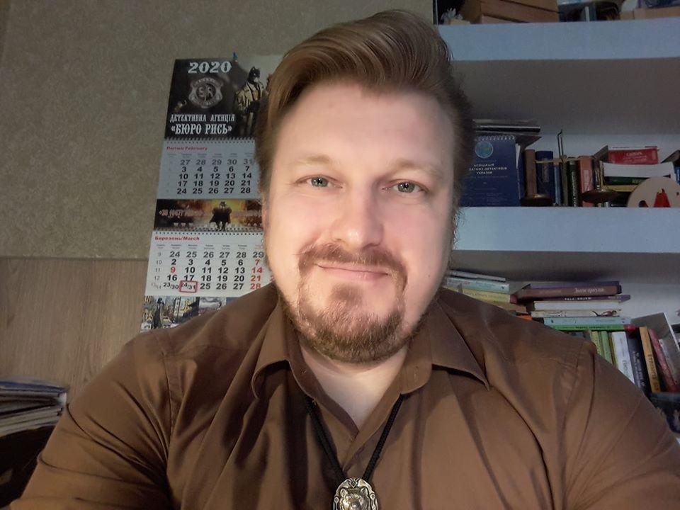 """Руслан Болгов: """"Не надо стесняться писать о случаях, когда вас обманули""""/ фото facebook.com/rusburorus"""