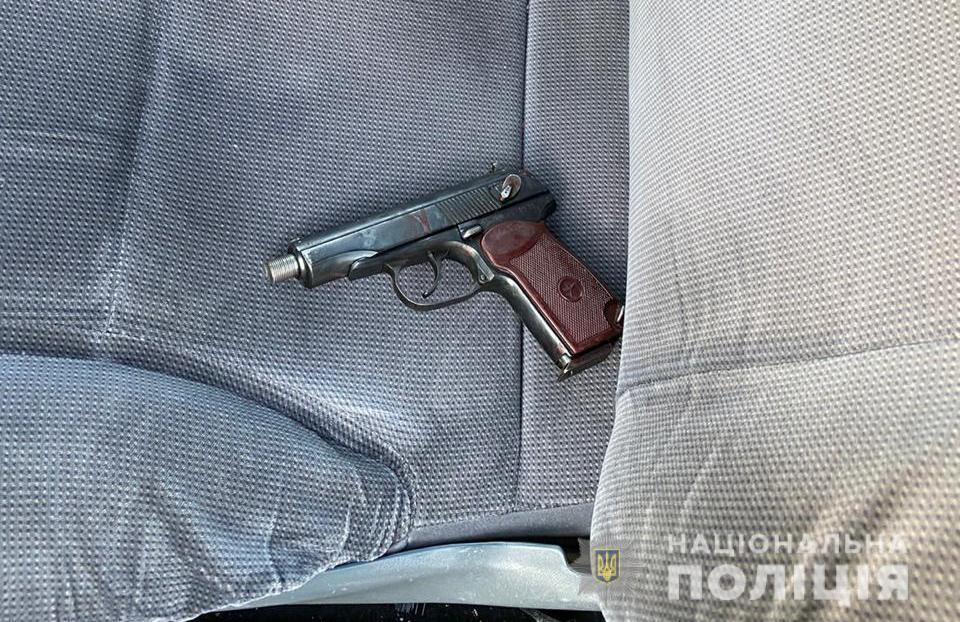 У Дніпрі застрелили поліцейського / фото dp.npu.gov.ua