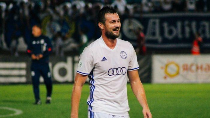Артем Мілевський забив п'ятий гол у сезоні / фото dynamo-brest.by