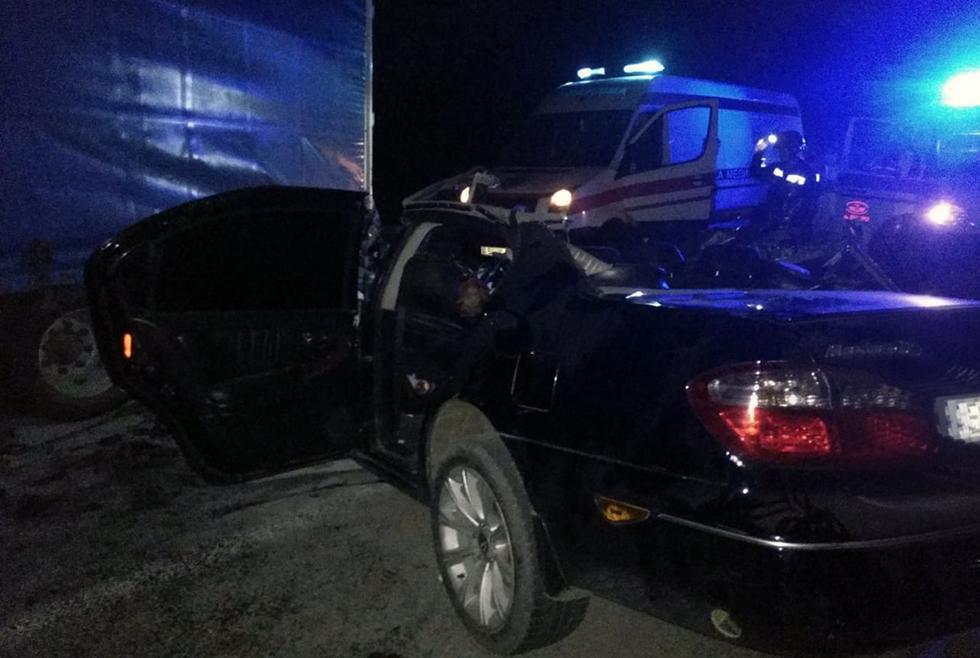 В Днепропетровской области в результате ДТП погибли трое людей / фото dsns.gov.ua