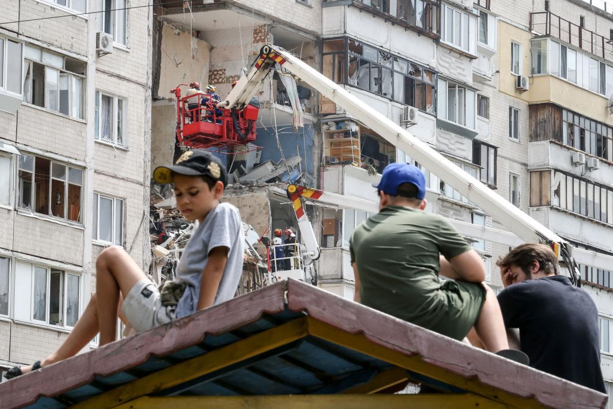 В Україні довести відповідальність газопостачальника за смерть людей майже неможливо / фото УНІАН