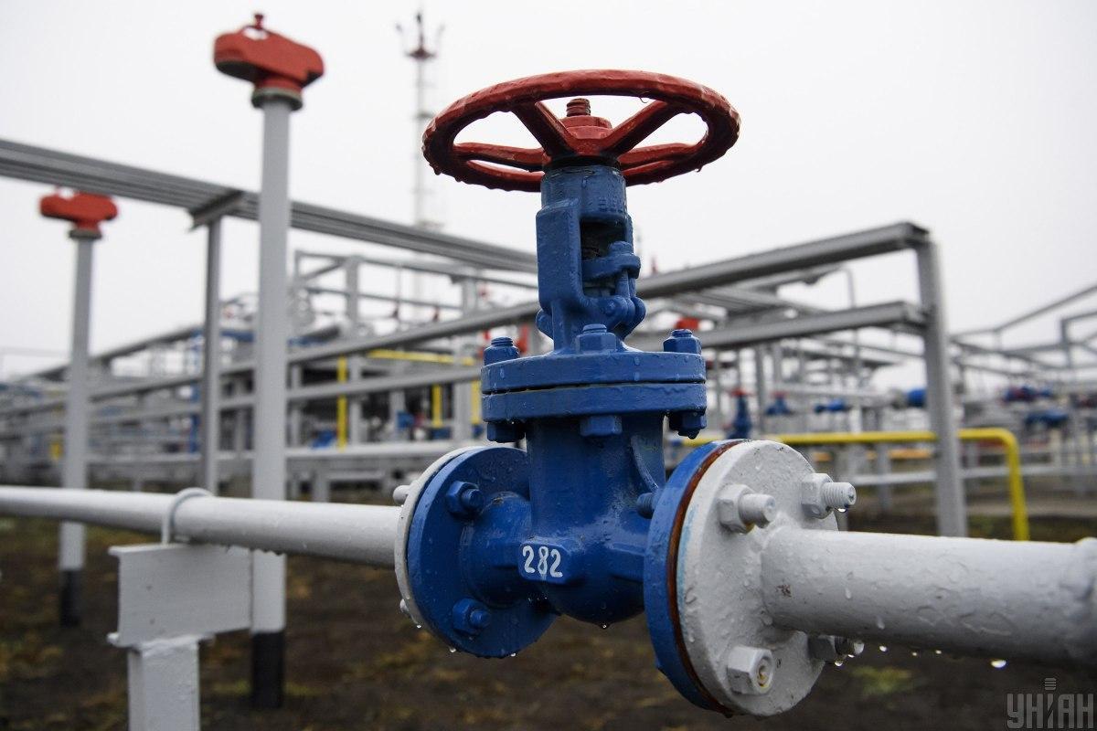По информации «Нафтогаз Украины», сегодня 70-80% процентов в цене газа - это цена газа на хабе TTF в Нидерландах плюс тариф на транспортировку газа в Украину / Фото УНИАН